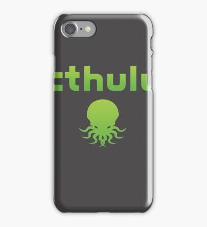 Chthulu...Streaming Fear iPhone Case/Skin