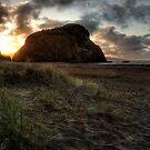 Beach Scene by Ant Vaughan