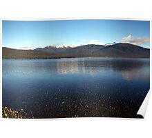 Lake Te Anau 3 Poster