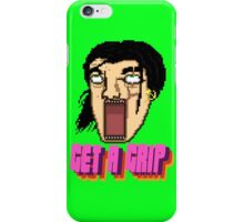 Get a Grip! iPhone Case/Skin