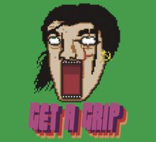Get a Grip! by PrettyPenny