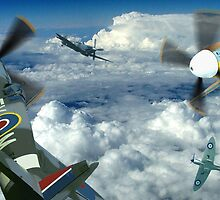 Battle Of Britain by Colin J Williams Photography