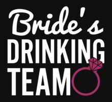 Bride's Drinking Team by designbymike