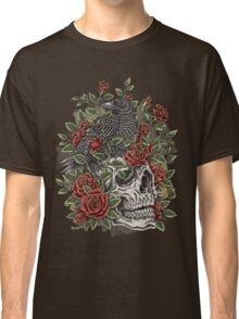 Floral Skull Classic T-Shirt