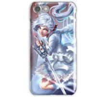 Weiss Schnee iPhone Case/Skin