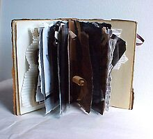 recycled book 6 by myralandau1