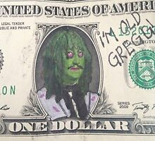 Old Gregg Money by messupbro