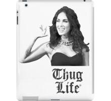 Megan_Thug_Life iPad Case/Skin
