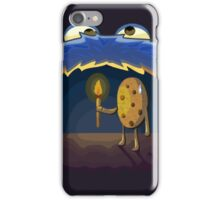 Uh oh... iPhone Case/Skin