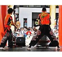 Chinese NY Performers 2009 Photographic Print