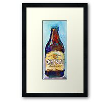 Chimay Triple - Authentic Trappist Beer Belgian Beer Framed Print