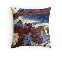 Midnight Moondust Throw Pillow