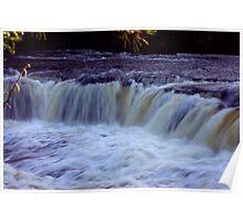 Aysgarth Falls #4 Poster