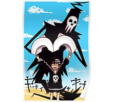 Death and His Boy Poster
