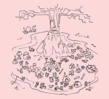 Goblin Island Baby Tee