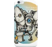 Test Subjects For Life iPhone Case/Skin