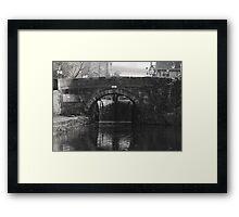 Castle Street Bridge Framed Print