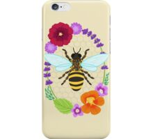Plant These for the Bees iPhone Case/Skin