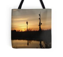 Sunset - Yellow, Gold, Orange Tote Bag