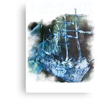 Sir Lord Baltimore shirt! Canvas Print