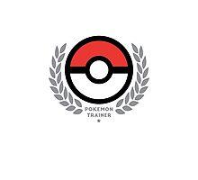 Pokemon Trainer Photographic Print