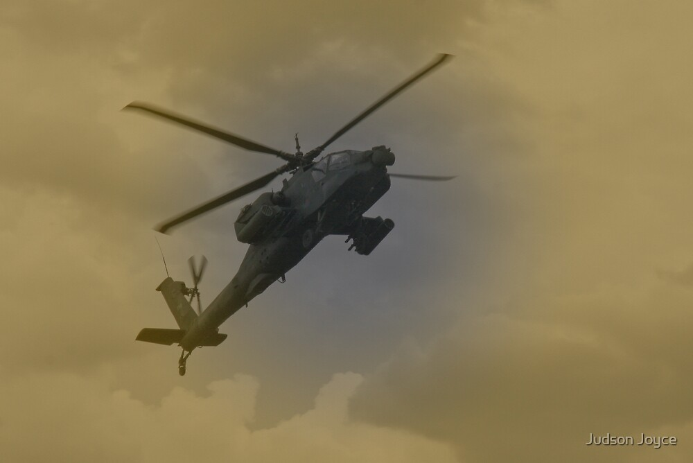 Helicopter by Judson Joyce