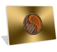 Taurus & Rat Yang Wood Laptop Skin