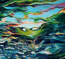 ephemeral nature by Matthew Scotland
