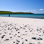 Banna Min, West burra, Shetland by Richard Ion