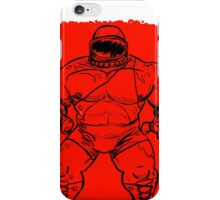 SUPLEXTRONAUT iPhone Case/Skin