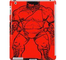 SUPLEXTRONAUT iPad Case/Skin