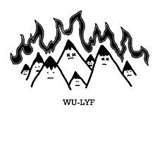 WU LYF SHIRT by jaydilick