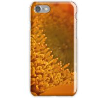 Perspective Orange iPhone Case/Skin
