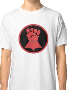 Crimson Fists Symbol Classic T-Shirt