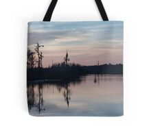 Sunset on Bear Creek  Tote Bag
