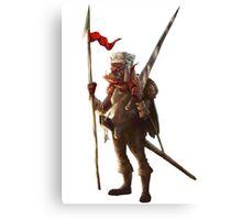Orc Scout Canvas Print