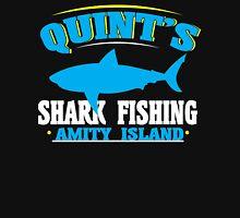 Quint's shark fishing amity island Funny Geek Nerd Unisex T-Shirt