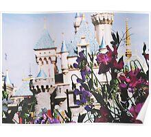 Disneyland In The SpringTime Poster