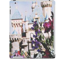 Disneyland In The SpringTime iPad Case/Skin