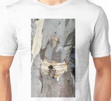 Gum tree bark 8: creased knee Unisex T-Shirt