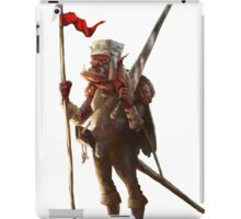Orc Scout iPad Case/Skin