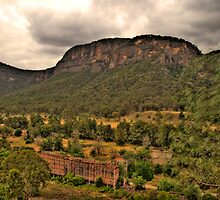 The Lost City - Glen Davis, Capertee Valley - The HDR Experience by Philip Johnson
