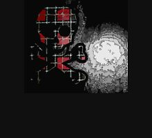 Plaid Skull Unisex T-Shirt