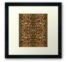 Spring 2015 Abstract 7  Framed Print