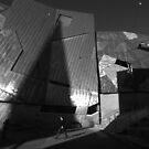 Federation Square by victor