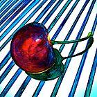 Cherries...Maria's Cherry by ©Janis Zroback