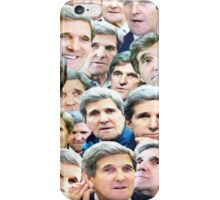 John Kerry is Your Man iPhone Case/Skin