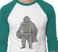 KOBA FETT/colour Men's Baseball ¾ T-Shirt