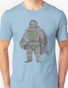 KOBA FETT/colour Unisex T-Shirt