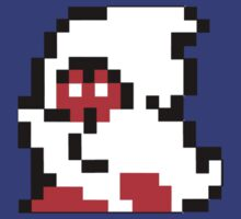 Bubble Bobble Ghost by beerhamster